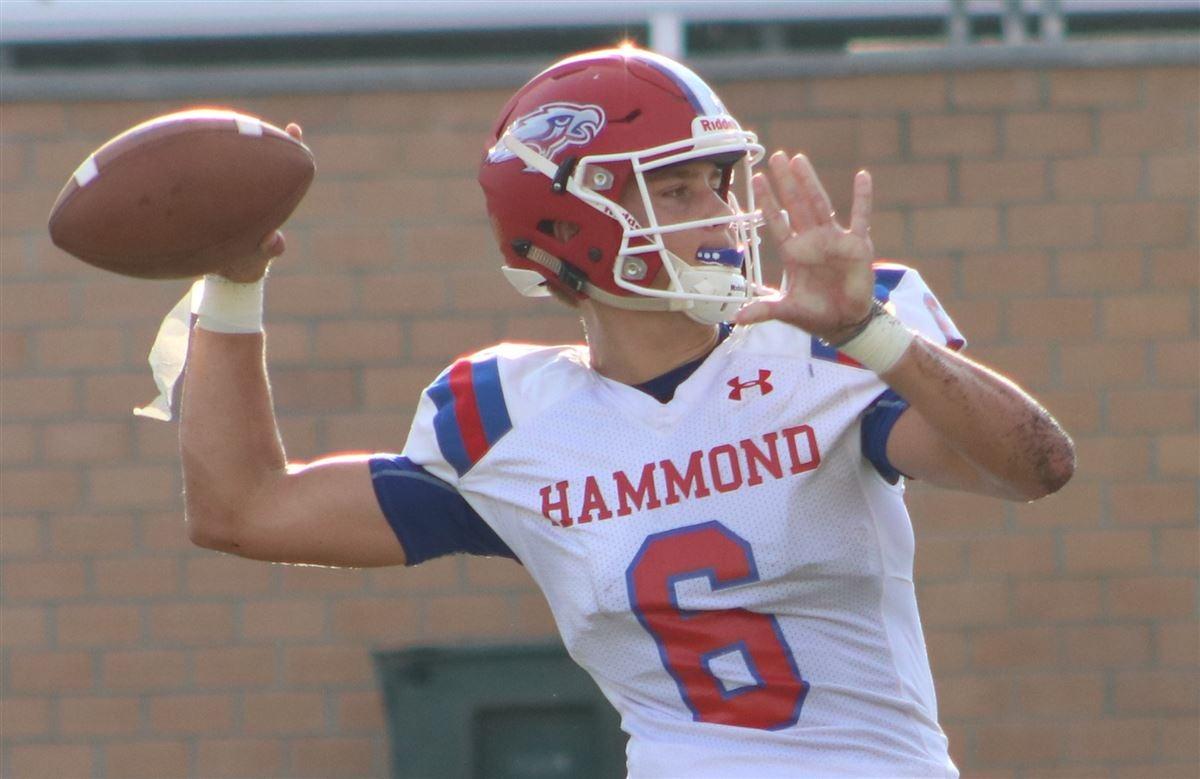 Jackson Muschamp, Hammond School, Pro-Style Quarterback