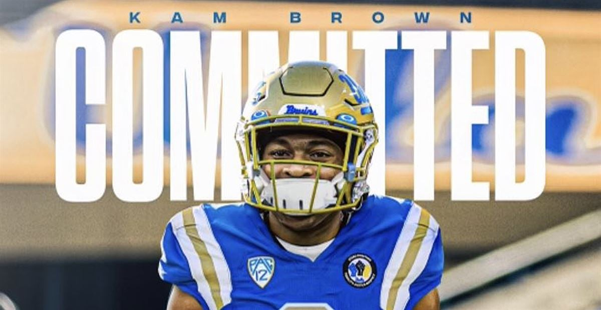 UCLA Lands Transfer From Texas A&M in Former Commit Kam Brown