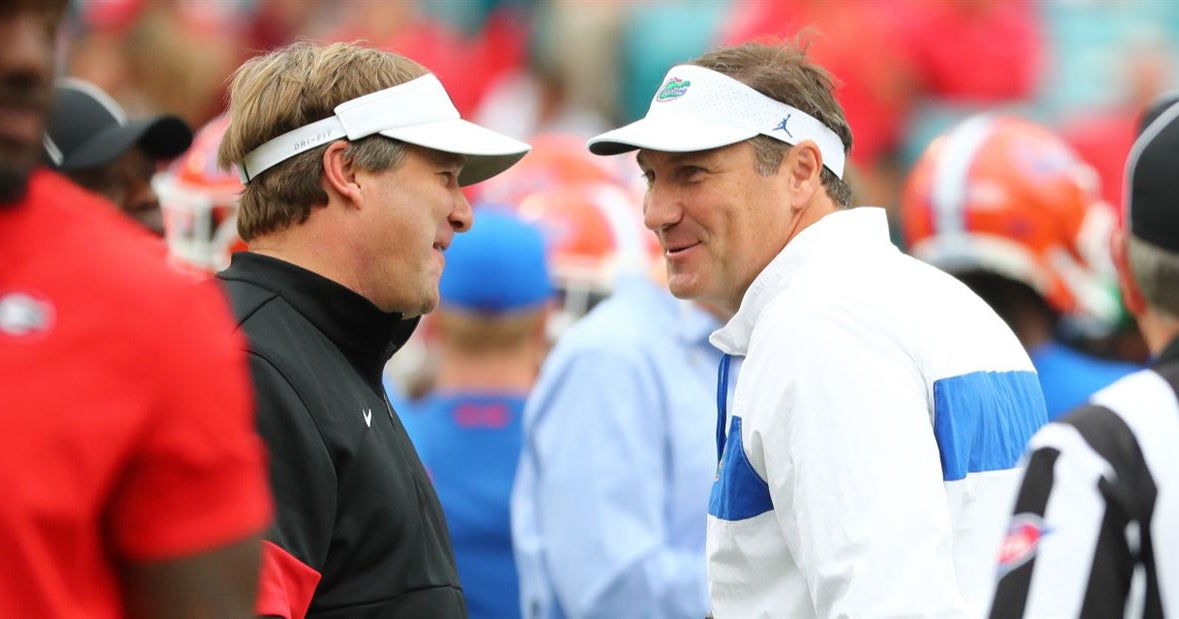 A look at where UF's 2020 opponents rank in ESPN's FPI
