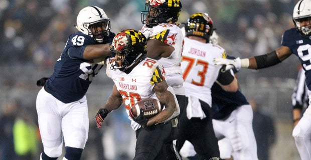 Maryland's trying to avoid a campus meltdown for Penn State game