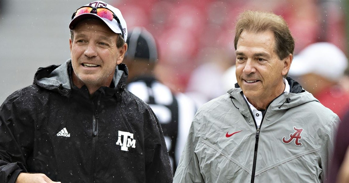 Saban, Fisher familier with each other, know game will be battle