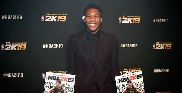Ratings for every starting lineup in NBA 2k19