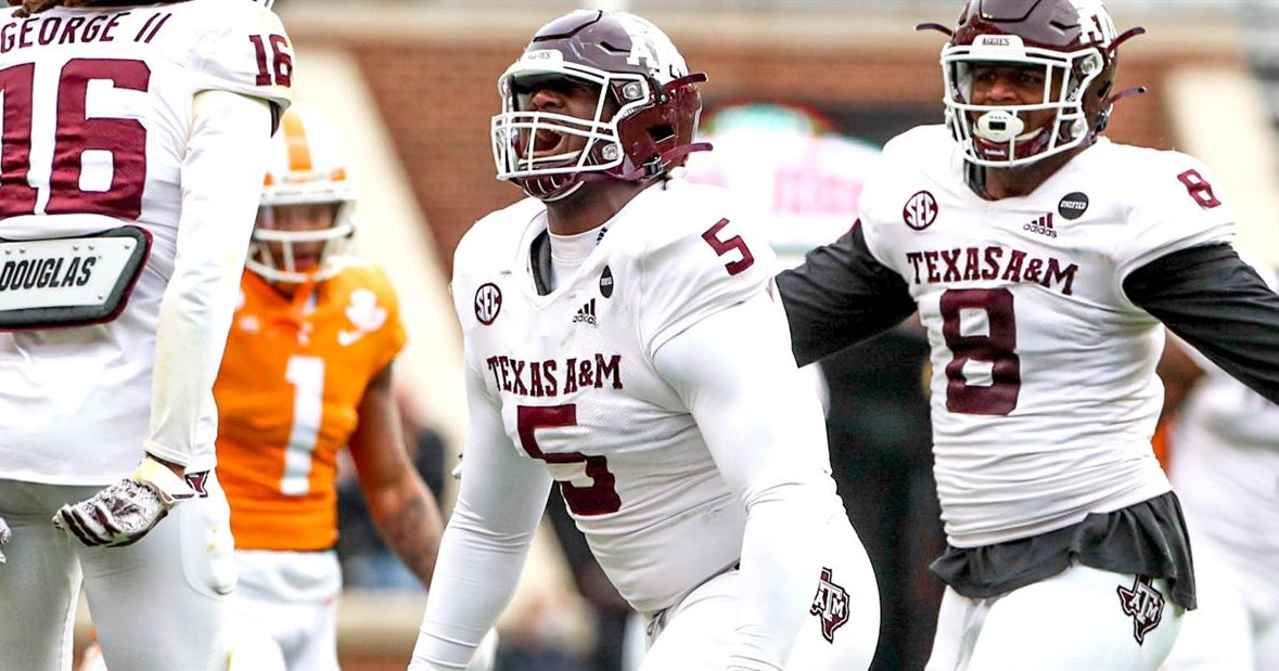 2020 A&M season review: Defensive tackles help Aggies lead SEC in total defense