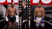Mike Tyson-Roy Jones Jr. match ends in controversial draw