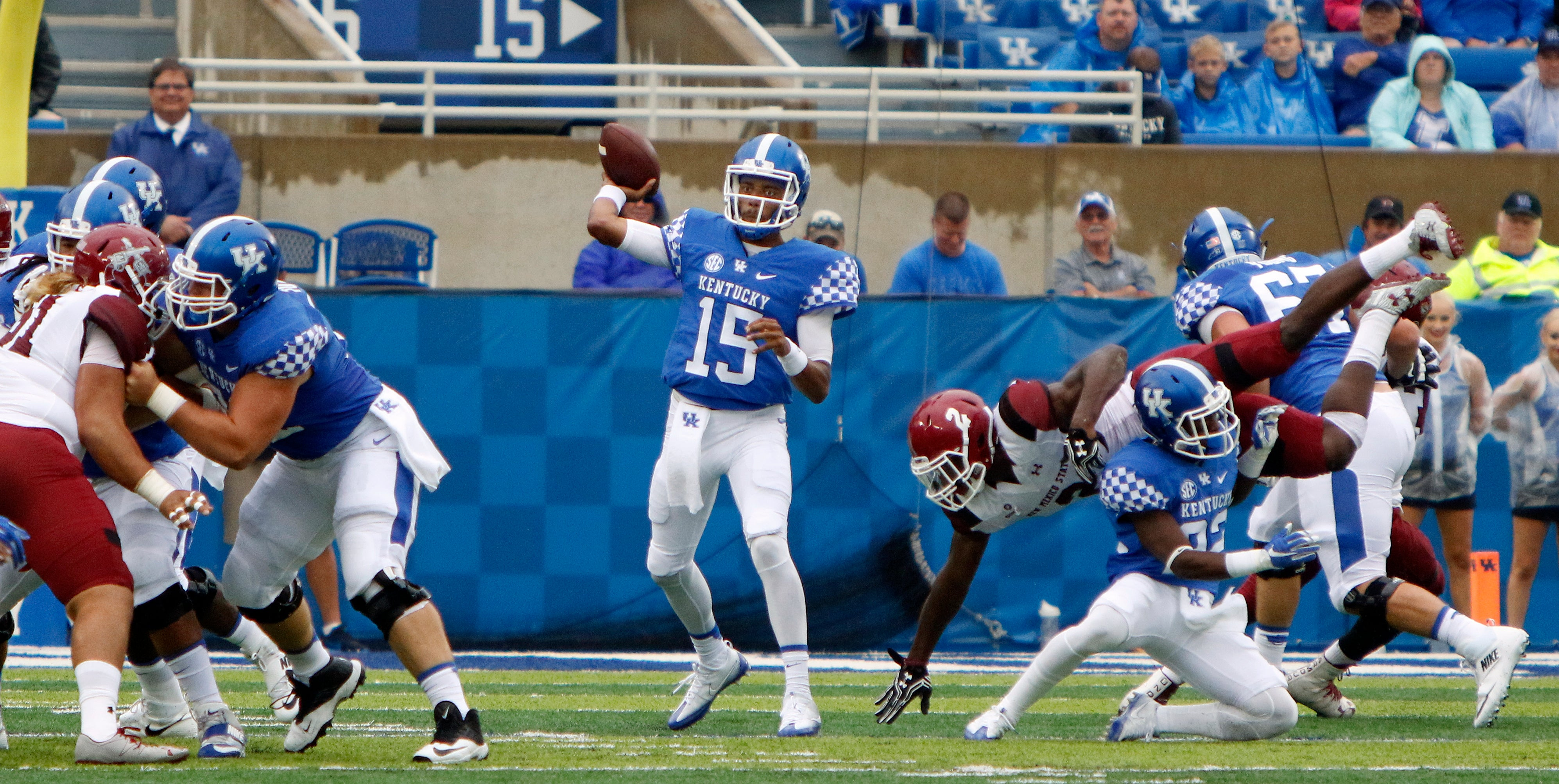 RECAP: Kentucky 62, New Mexico State 42