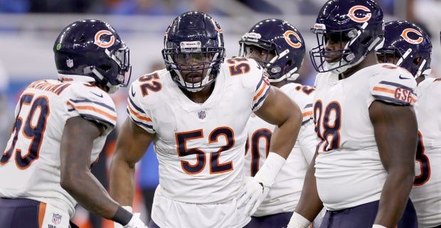 bb317c05b Bears who should get named to the 2019 Pro Bowl