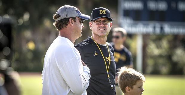 Sights from Michigan's Outback Bowl practice (12/27)