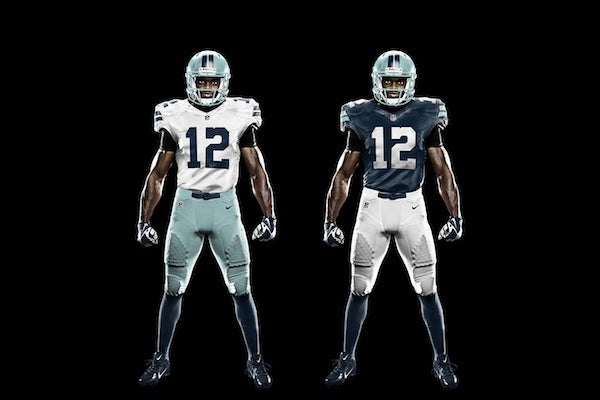 e745e319314 These Redesigned NFL Jerseys Are Better Than the Real Thing