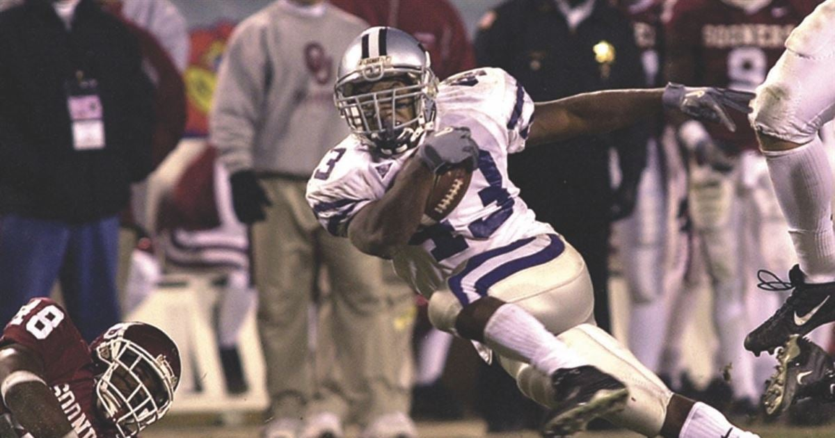 Sproles, Allen placed on All-Time All-America Team