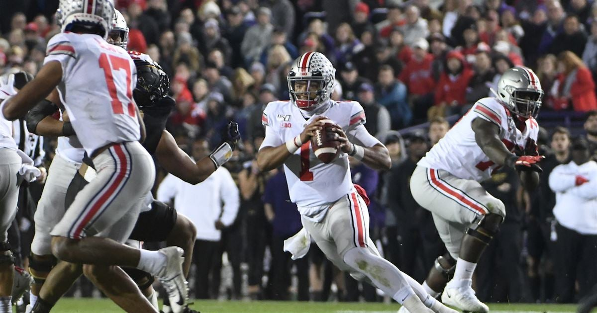 Reaction: Ohio State avoids trap game, records Northwestern rout