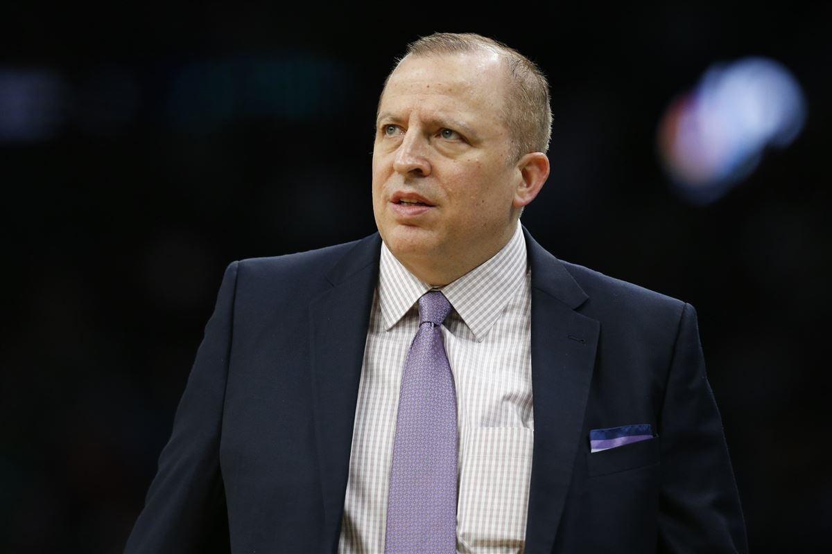 Report Timberwolves Fire Head Coach Tom Thibodeau