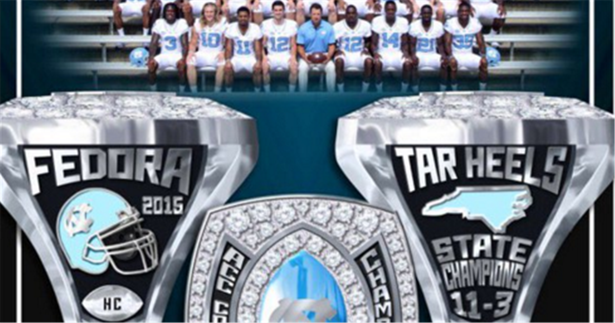 Unc Basketball Championship Rings