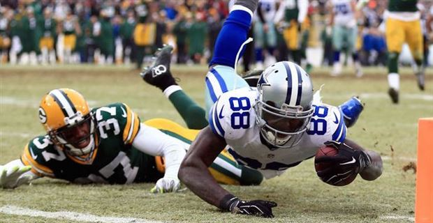 Espn Trolls Dez Bryant Cowboys Over Catch Rule Confession
