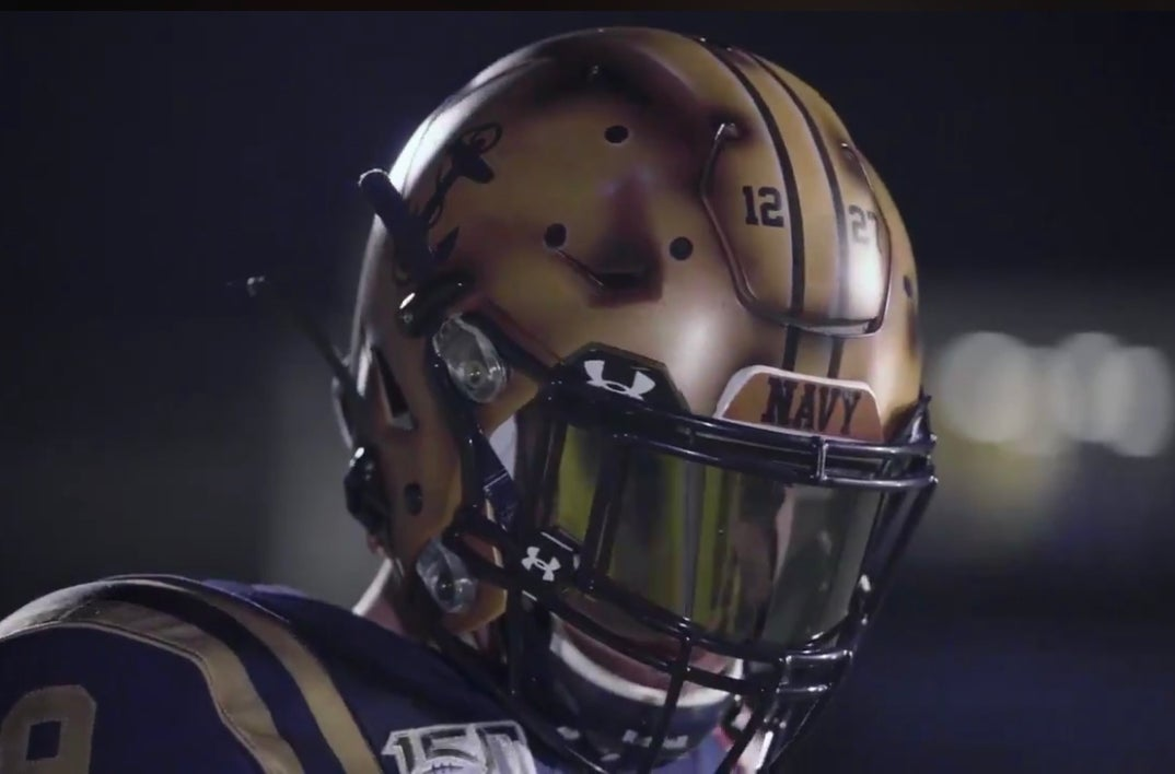 Watch Navy Releases Uniforms For Saturday S Army Navy Game