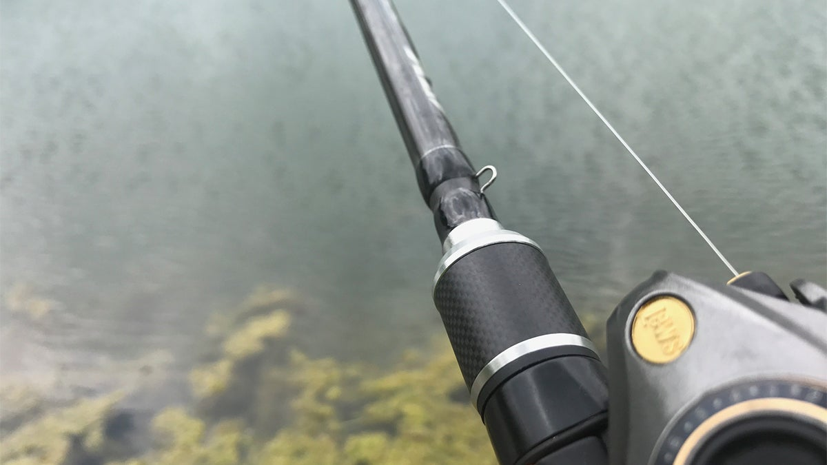 First look ark sniper casting rod for Fishing pole ark
