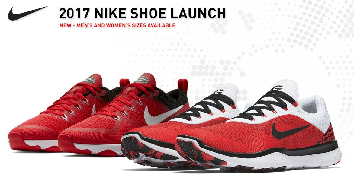 446a72f9153 UGA Nike Shoe Release Next Monday 8 14