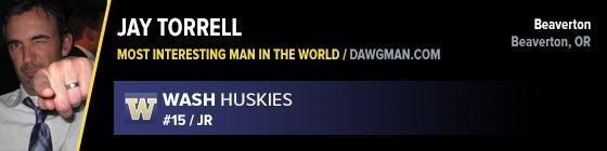 Jay Torrell / Dawgman.com