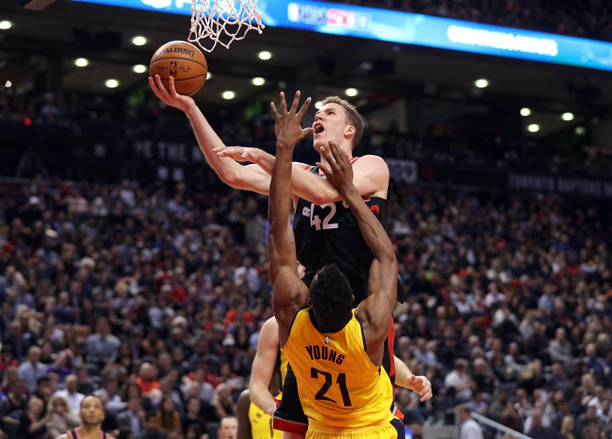 innovative design 848ad 0cdc9 DeMar DeRozan believes Jakob Poeltl will thrive with the Spurs