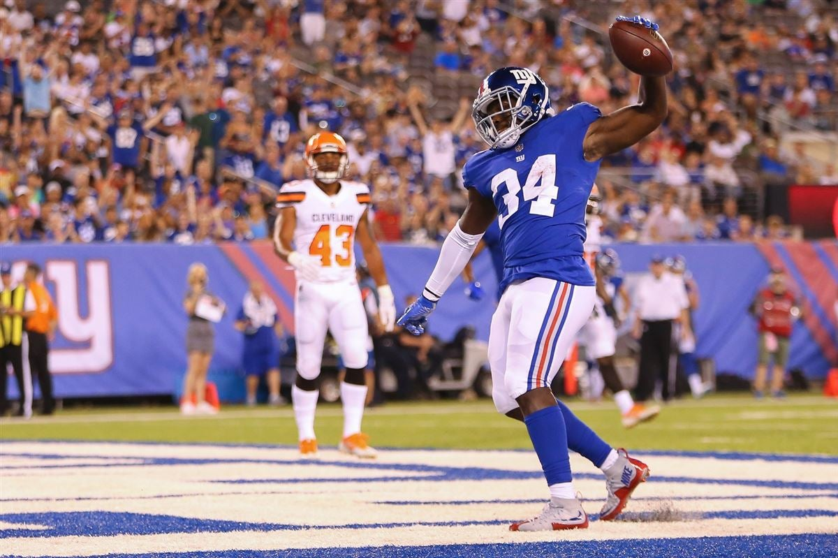 Notable snap counts and stats from the Giants preseason opener