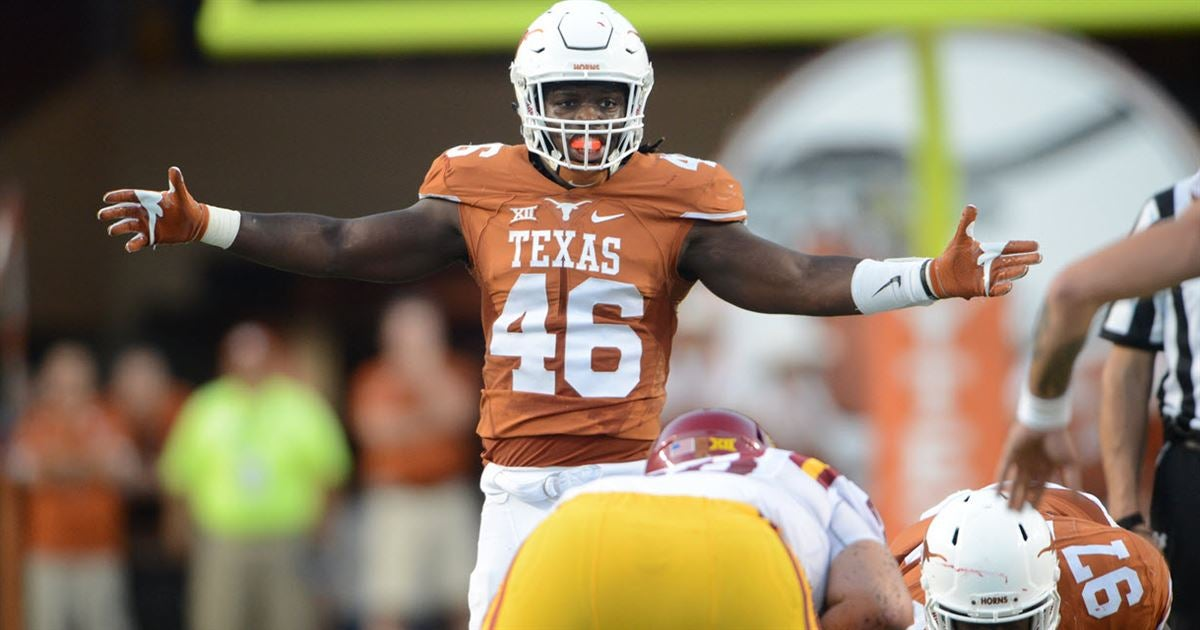 Ask James: How high is Malik Jefferson's ceiling? Horns247