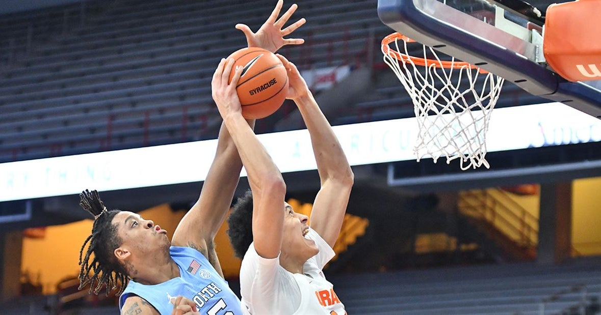 Instant Analysis: UNC Rally Falls Short in Syracuse - 247Sports
