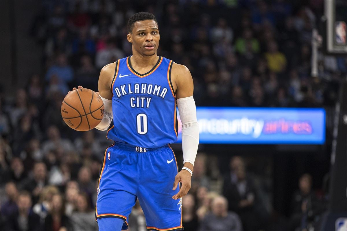 New Nike \'City\' uniforms for the Oklahoma City Thunder revealed