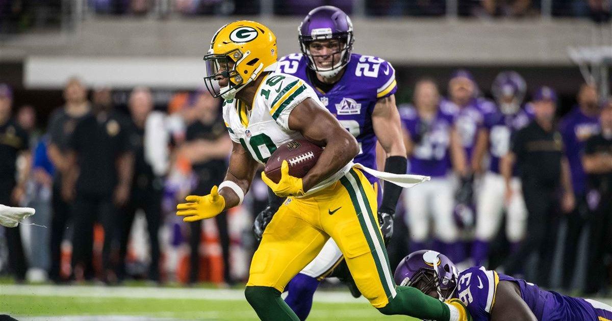 Predicting the final score of Packers vs. Vikings