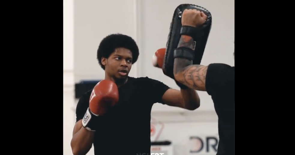 Video: Kerwin Walton Offseason Workout Montage