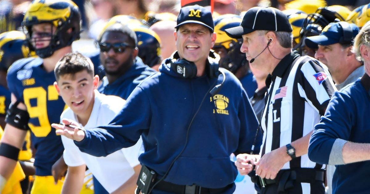 Breaking down Michigan's surprising offensive missteps