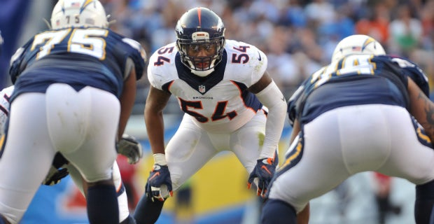 e4b521db59d Broncos 2019 homegrown free-agent tracker: Who's signed where
