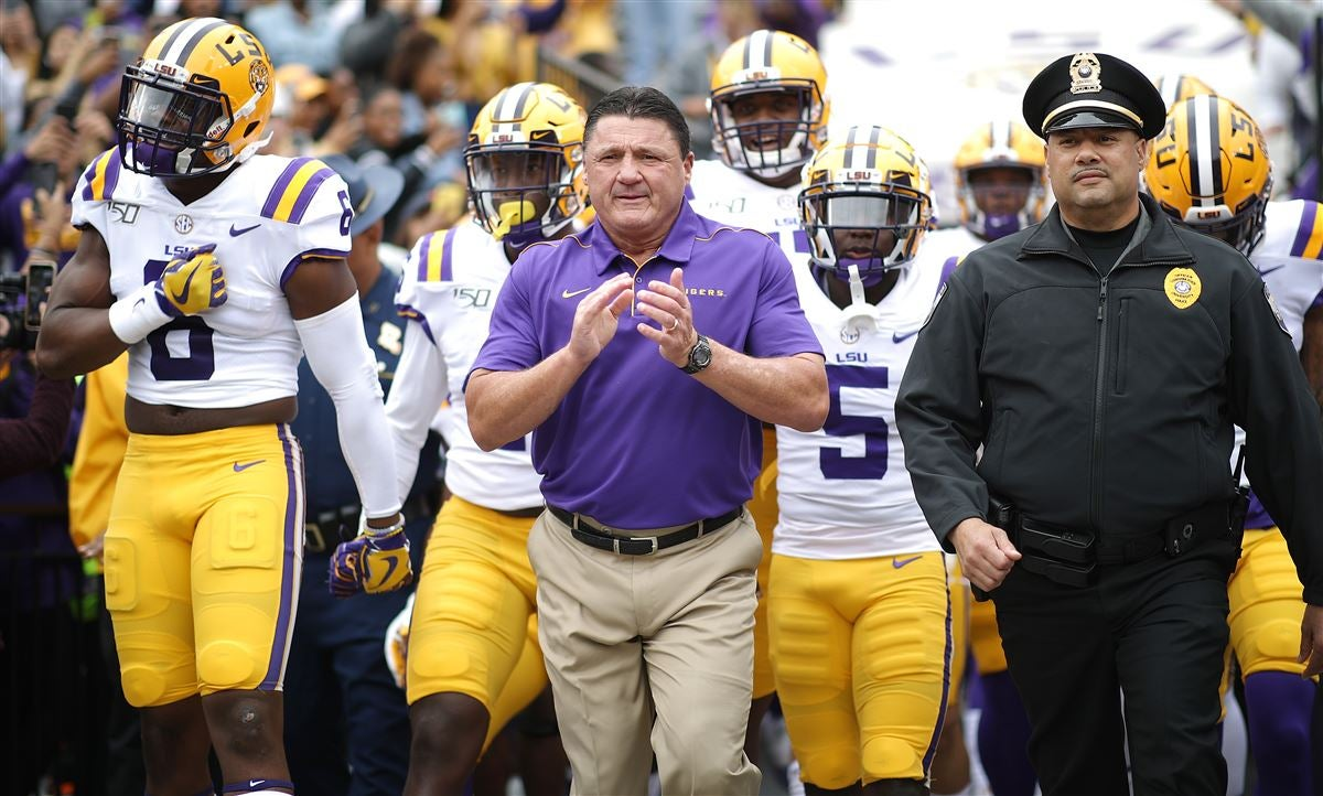 Orgeron: It's crunch time in recruiting for 2020
