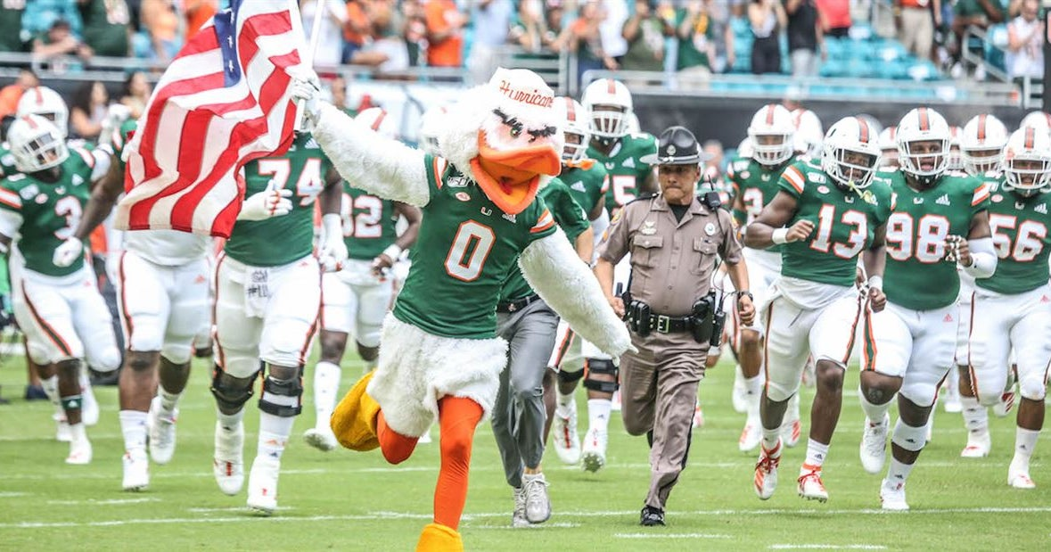 ESPN projects the second half of Miami's 2019 season