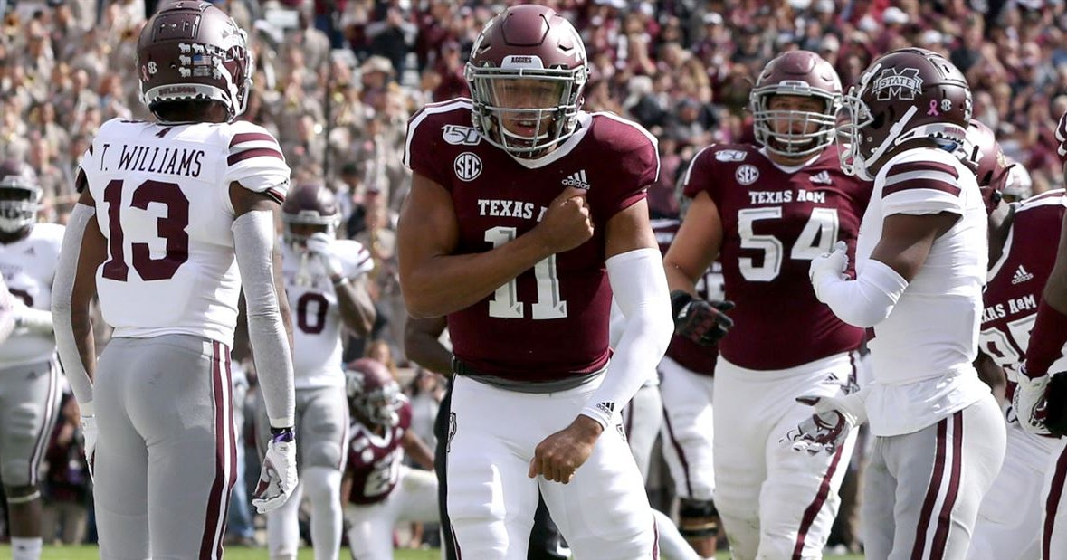 A&M play by play voice looks back on 2019 Mississippi State win