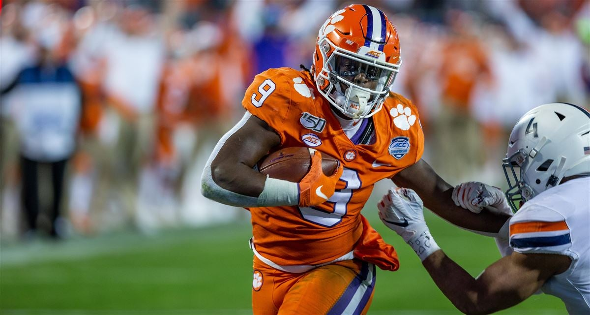 Barton Simmons supports Travis Etienne's decision to return
