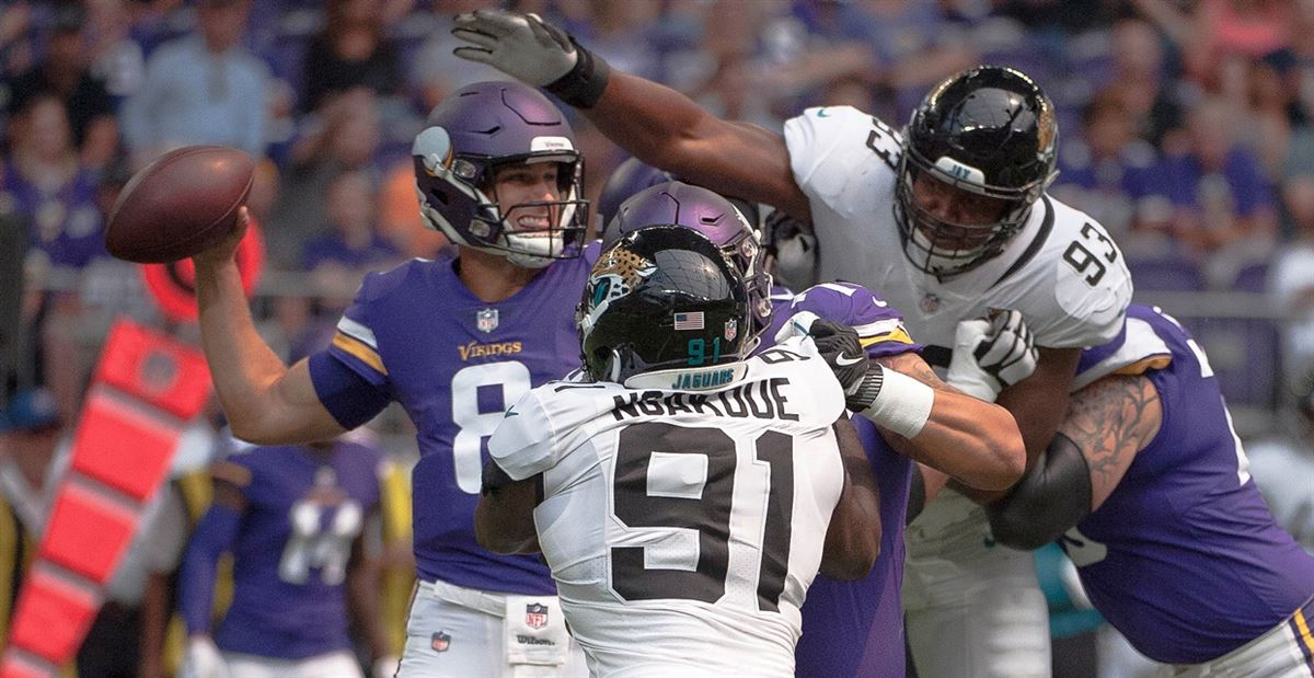 Vikings backups gained valuable experience, team 'wakeup call?'