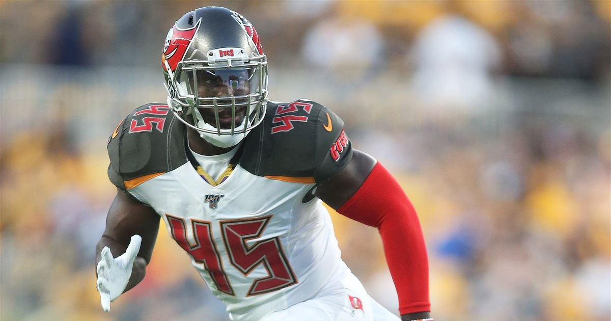Devin White aims to elevate Buccaneers' defense this season