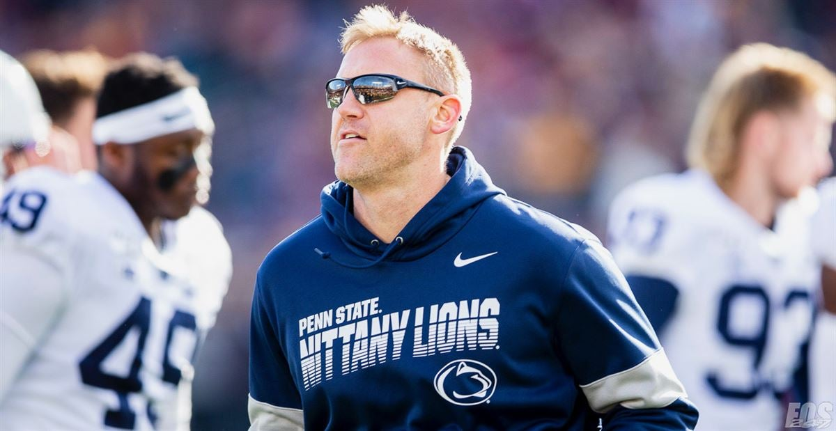 Report: Lions OC Ricky Rahne to become Old Dominion head coach