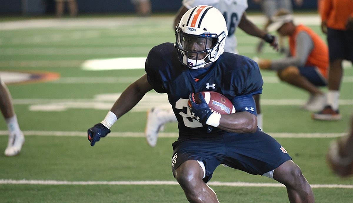 Malzahn Sees A Lot To Like From Young Players For Tigers