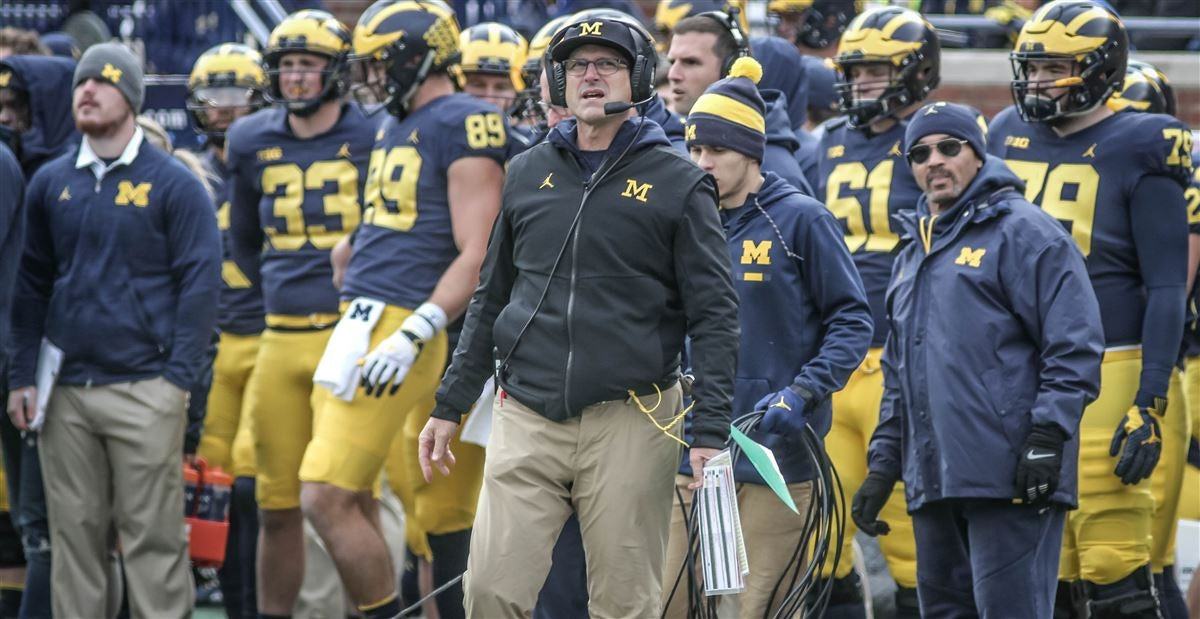 Michigan's 2019 class back in top 10 after productive weekend
