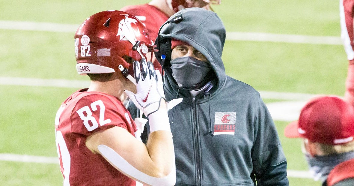 Washington State's Nick Rolovich is a Twitter All-Star