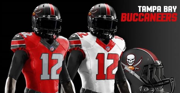 timeless design 80c43 2d436 Redesigned uniforms for every NFL team in 2019