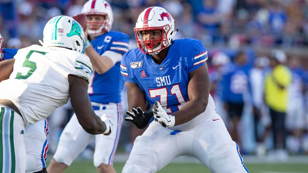 Podcast: SMU's potential bowl games, coaches out recruiting