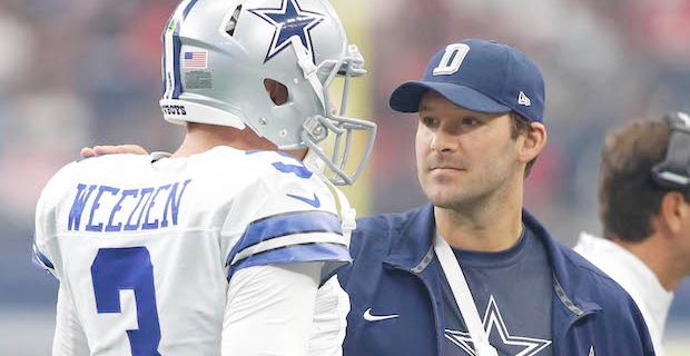 Cowboys Qb Tony Romo Wr Dez Bryant To Make Saints Trip