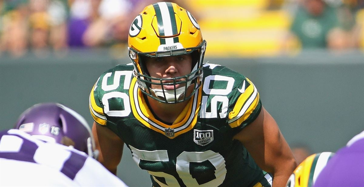 first rate 38fa3 75392 Blake Martinez, Green Bay, Inside Linebacker