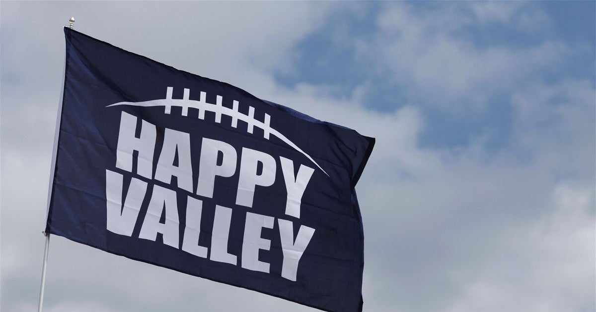 Reports: Penn State granted 'Happy Valley' trademark for apparel