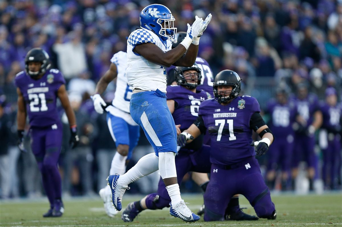 UK defensive end Josh Paschal diagnosed with malignant melanoma