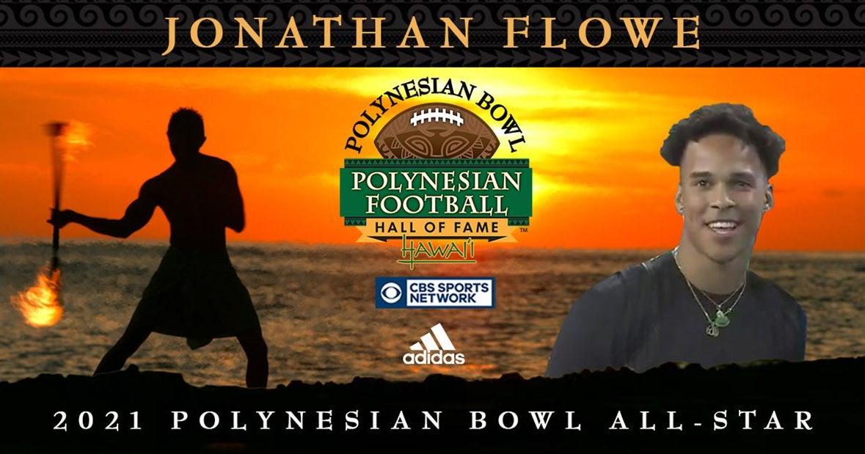 2021 Polynesian Bowl announces LB Jonathan Flowe