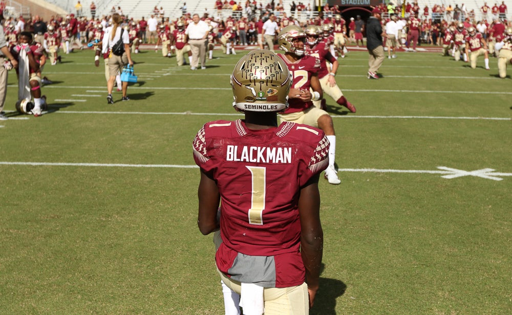 FSU's single digit jersey numbers are back