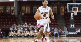 BC Comes Back From Early Deficit to Wallop Sacred Heart