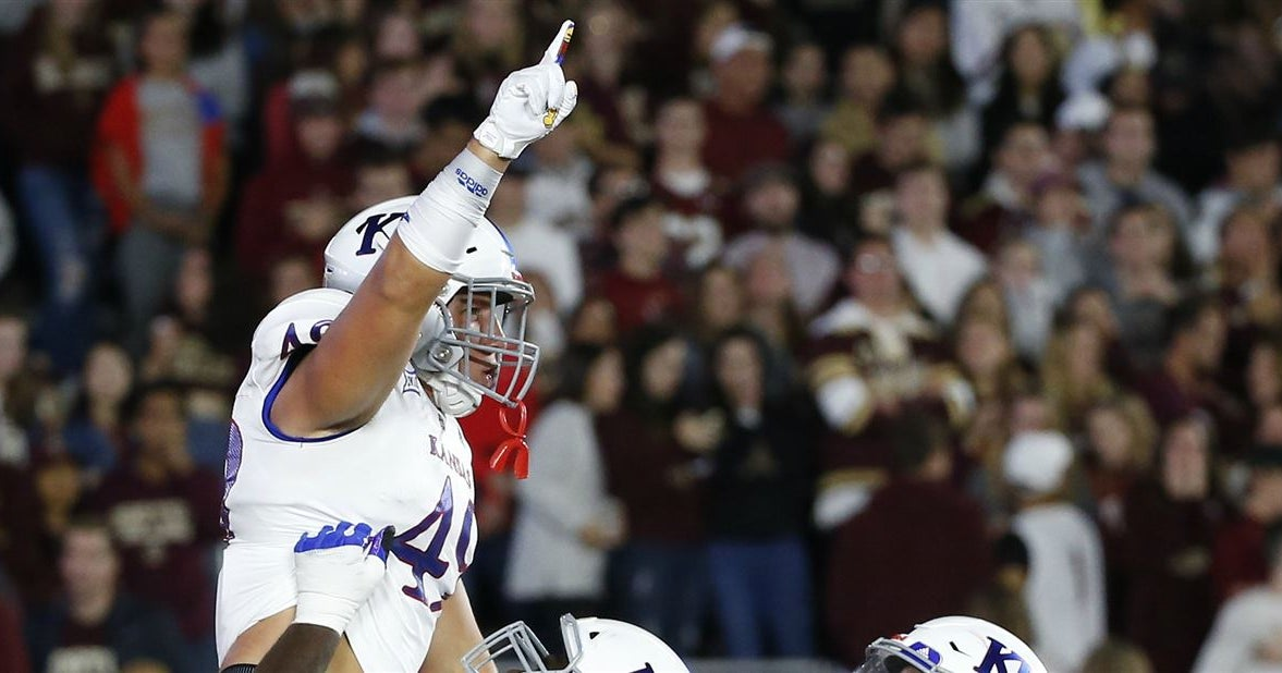 KU football receiving national attention following win over BC